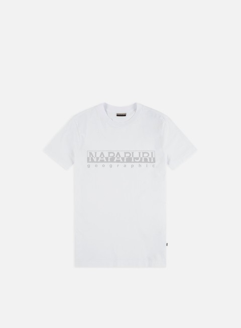 Short Sleeve T-shirts Napapijri Sevora T-shirt