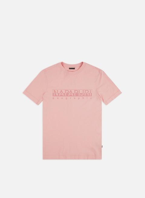 Outlet e Saldi T-shirt a Manica Corta Napapijri Sevora T-shirt