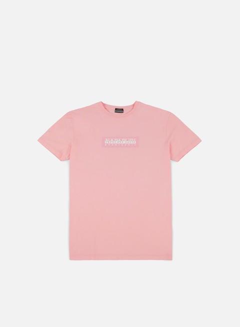 Outlet e Saldi T-shirt a Manica Corta Napapijri Simbai T-shirt