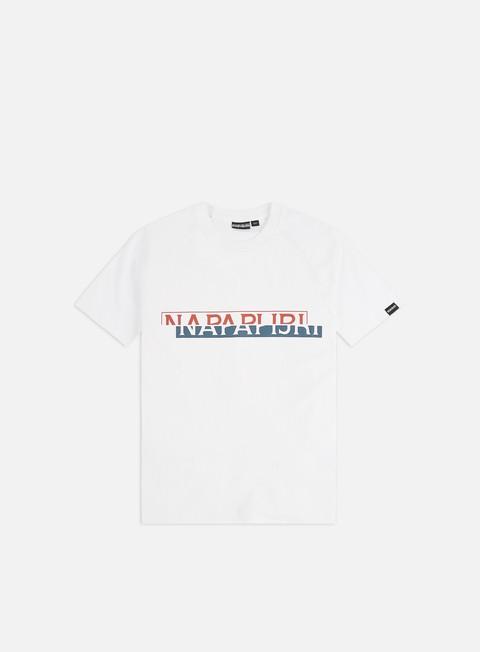 Outlet e Saldi T-shirt a Manica Corta Napapijri Sire Tshirt