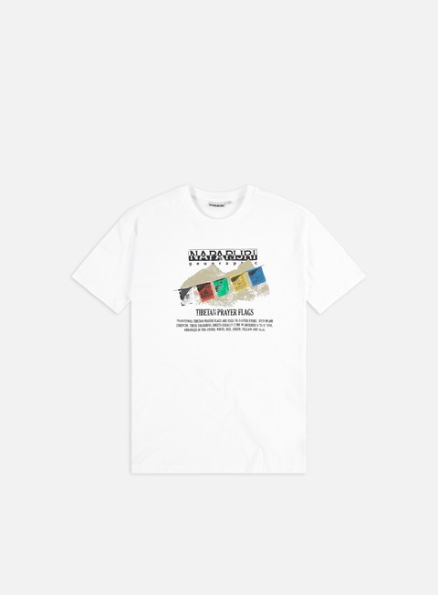 Short sleeve T-shirts Napapijri Sirus T-shirt