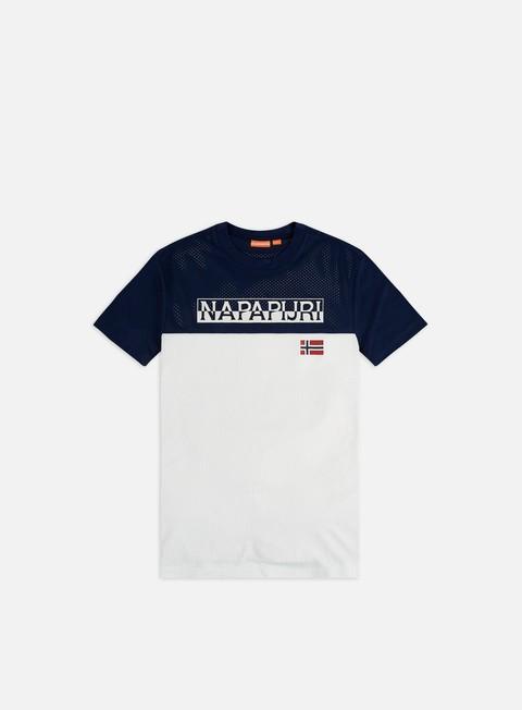 Outlet e Saldi T-shirt a Manica Corta Napapijri Sito CB T-shirt
