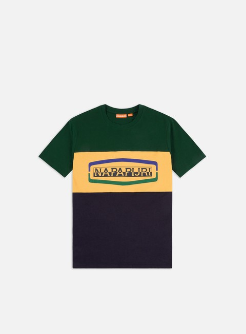 Short Sleeve T-shirts Napapijri Sogy CB T-shirt