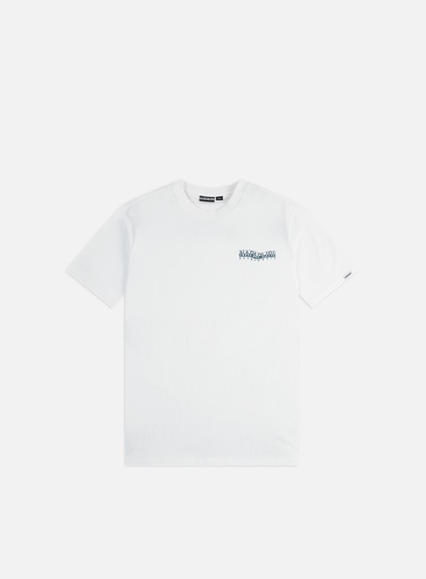 Short Sleeve T-shirts Napapijri Sole Graphic T-shirt