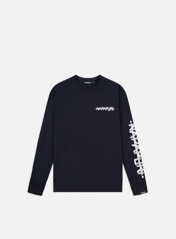 Napapijri Solt LS T-shirt