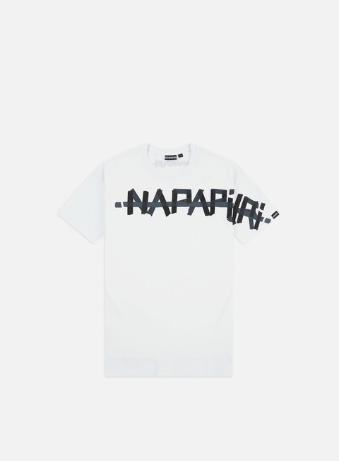 Short Sleeve T-shirts Napapijri Solt T-shirt
