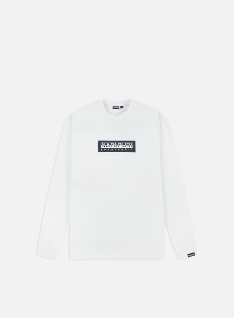 Long Sleeve T-shirts Napapijri Sox LS T-shirt