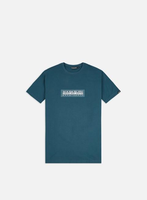 Outlet e Saldi T-shirt a Manica Corta Napapijri Sox T-shirt