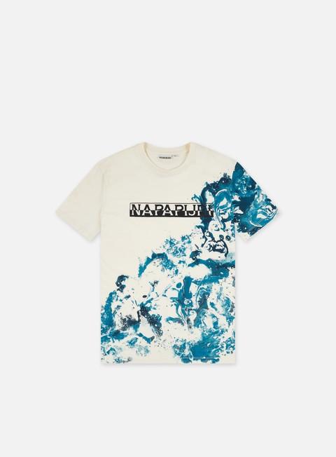 T-shirt a Manica Corta Napapijri Sylli T-shirt