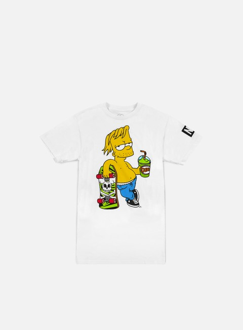 t shirt neff chillin t shirt white