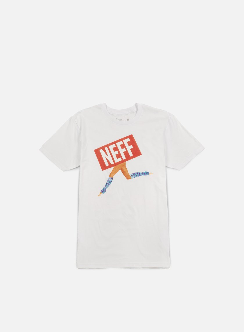 Neff - Gone T-shirt, White