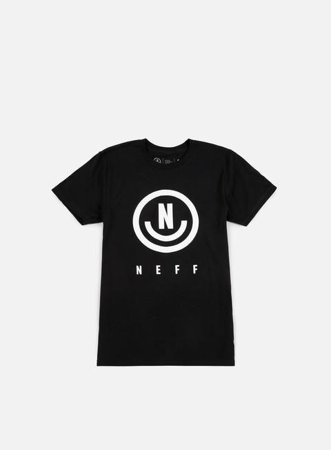 Outlet e Saldi T-shirt a Manica Corta Neff Neu T-shirt