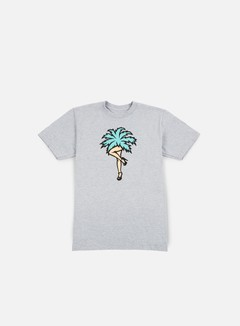 Neff - Palm Legs T-shirt, Atletic Heather 1