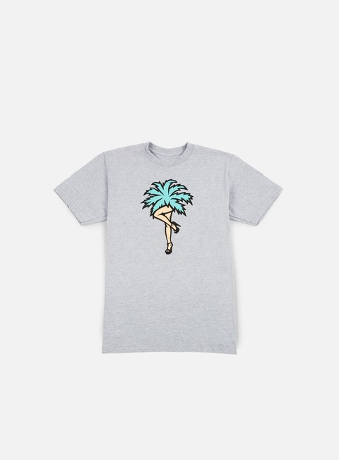 Short Sleeve T-shirts Neff Palm Legs T-shirt
