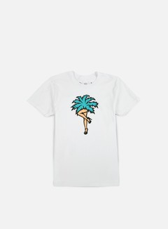 Neff - Palm Legs T-shirt, White