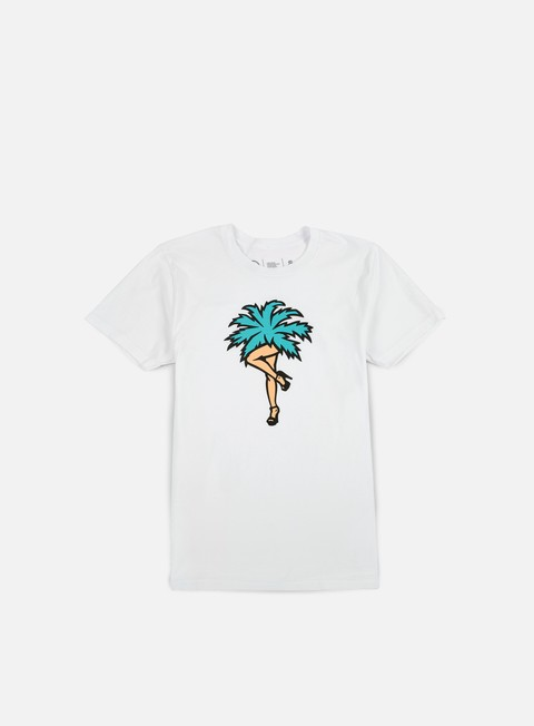 Outlet e Saldi T-shirt a Manica Corta Neff Palm Legs T-shirt