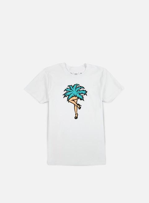 t shirt neff palm legs t shirt white