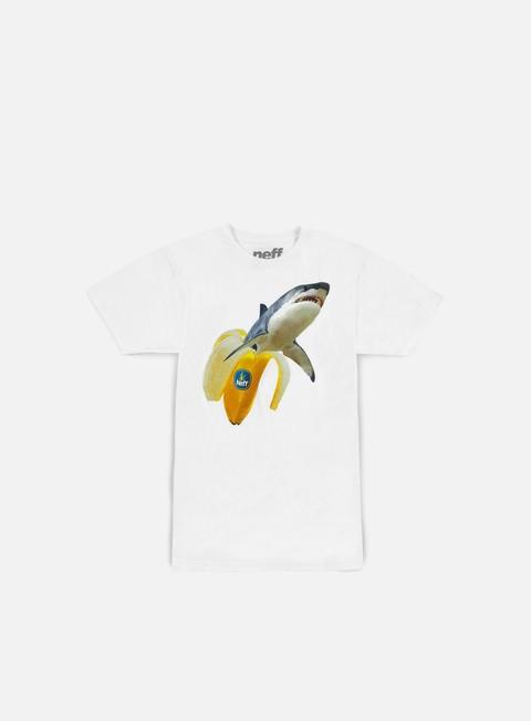 Short Sleeve T-shirts Neff Sharknana T-shirt