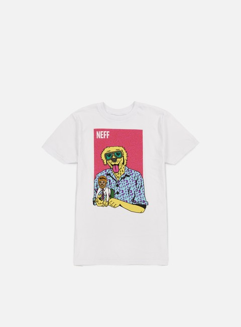 Outlet e Saldi T-shirt a Manica Corta Neff The Weird T-shirt