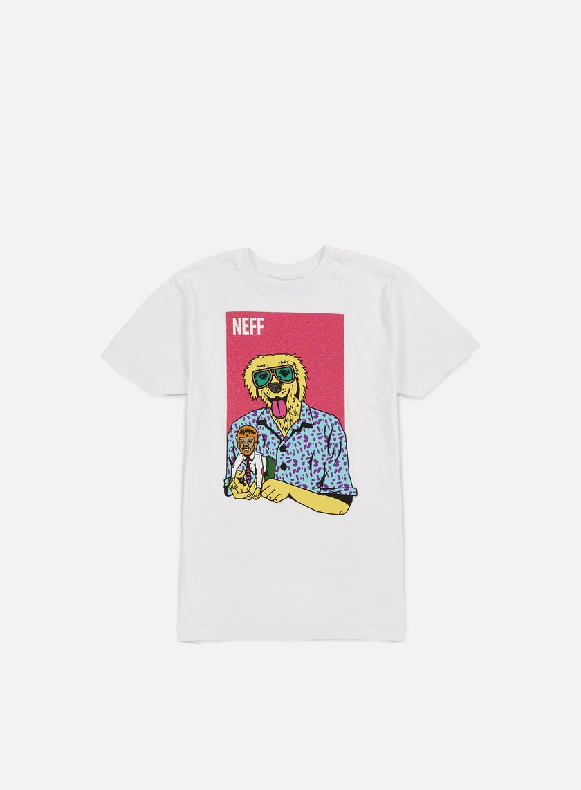 Neff - The Weird T-shirt, White