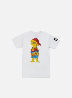 Neff - Yung Lisa T-shirt, White 1