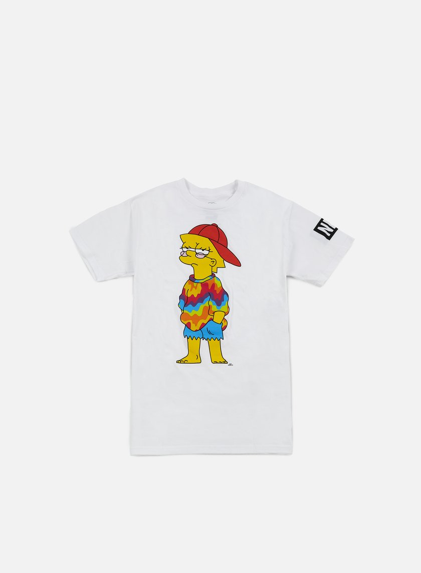 Neff - Yung Lisa T-shirt, White