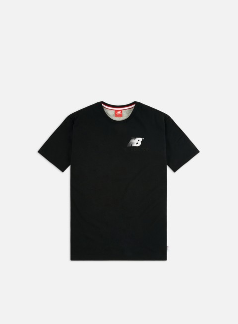 Sale Outlet Short Sleeve T-shirts New Balance Athletics Premium Archive T-shirt
