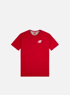 New Balance - Athletics Premium Archive T-shirt, Team Red