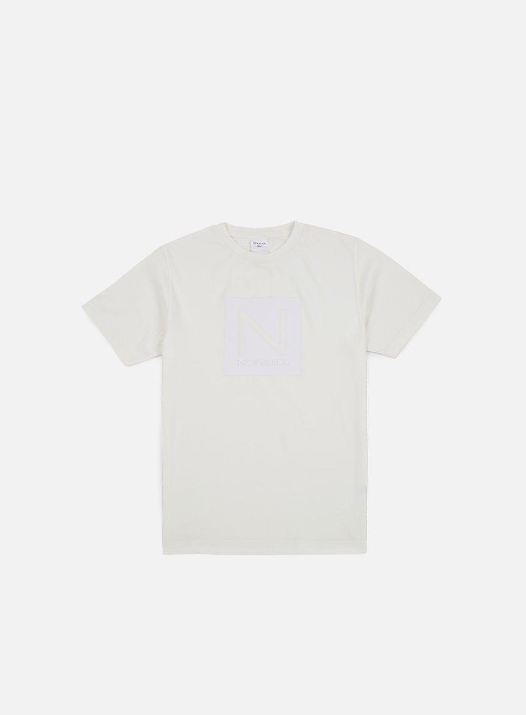 New Black Box Logo T-shirt