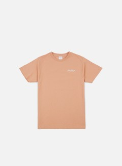 New Black - Little Signature T-shirt, Coral