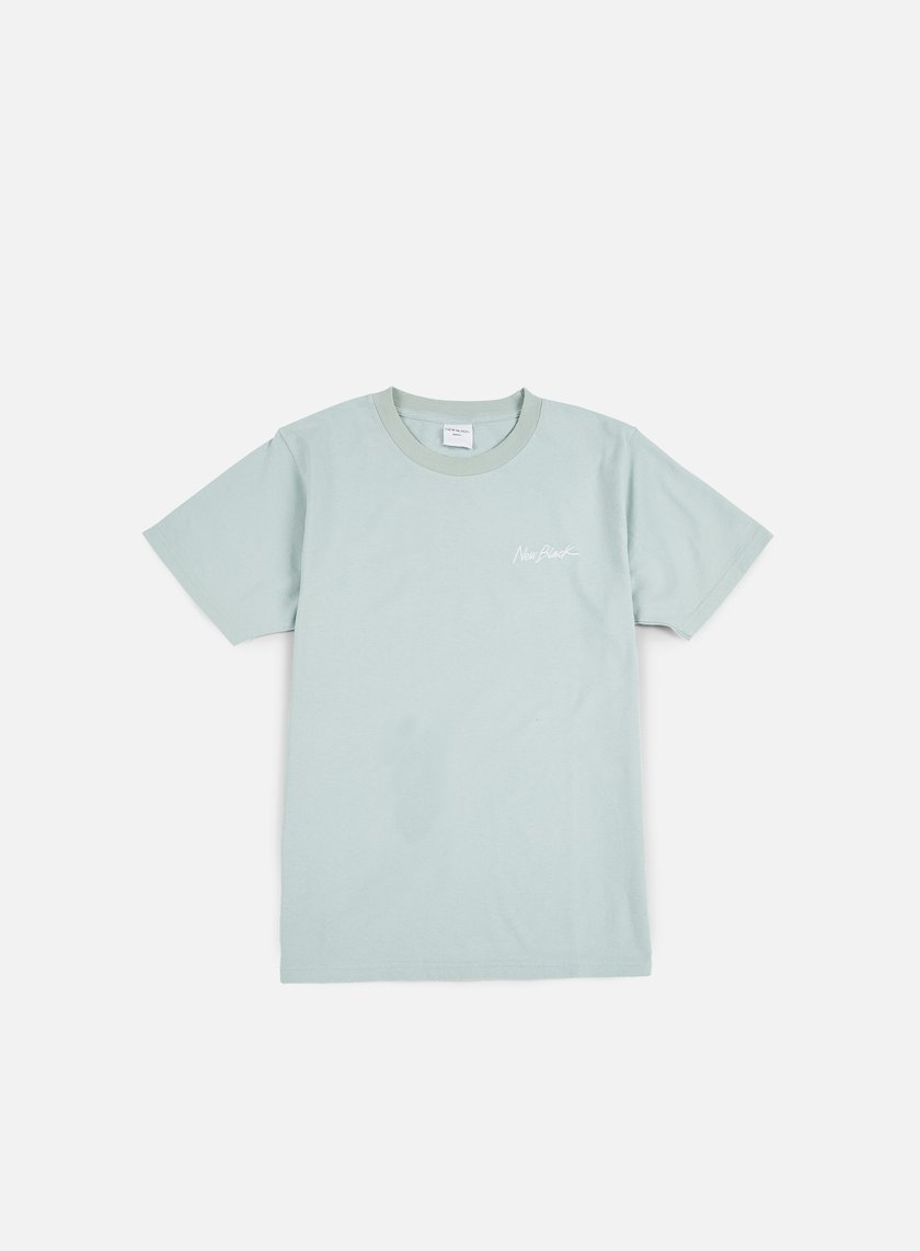 New Black - Little Signature T-shirt, Mint
