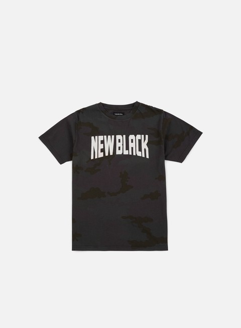 New Black Mudland T-shirt