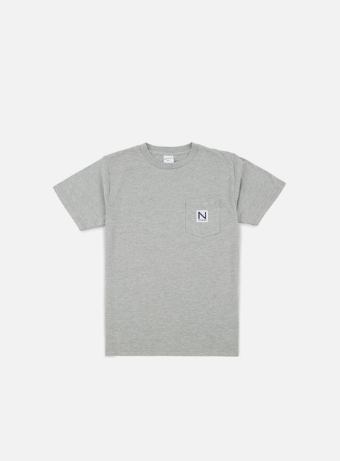 t shirt new black pocket t shirt grey melange