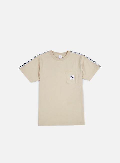 Outlet e Saldi T-shirt a Manica Corta New Black Rakal Pocket T-shirt