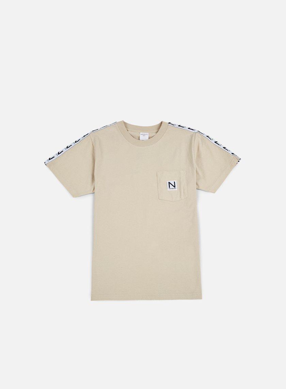 New Black - Rakal Pocket T-shirt, Beige