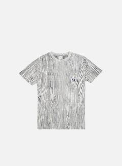 New Black Wood Pocket T-shirt