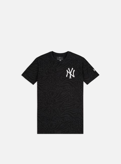 T-shirt a manica corta New Era All Over Print T-shirt NY Yankees