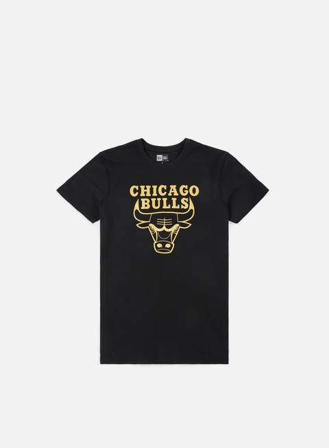 Short Sleeve T-shirts New Era BNG Graphic T-shirt Chicago Bulls