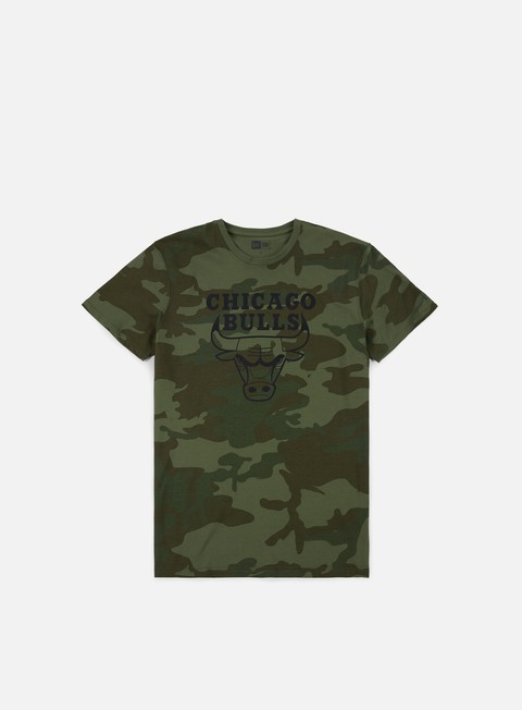 Outlet e Saldi T-shirt a Manica Corta New Era BNG Graphic T-shirt Chicago Bulls