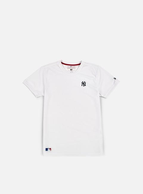 T-shirt a manica corta New Era Border Edge Badge T-shirt NY Yankees