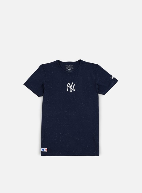 t shirt new era concrete t shirt ny yankees navy