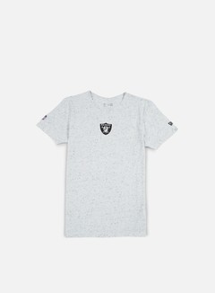 New Era - Concrete T-shirt Oakland Raiders, White 1