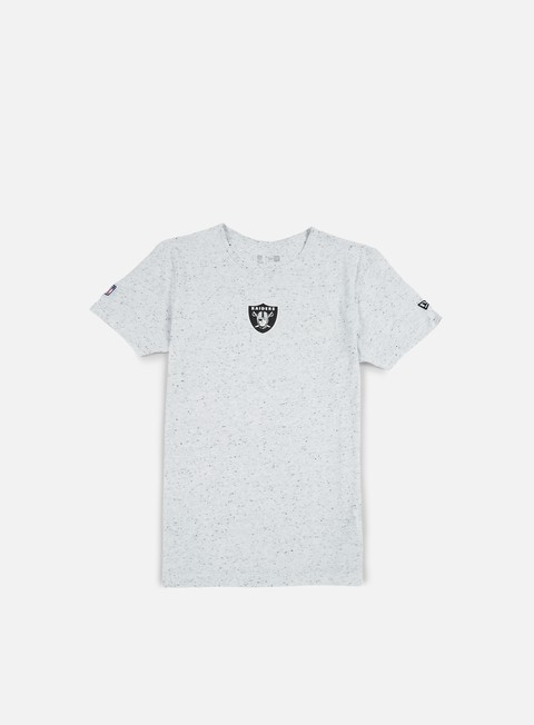t shirt new era concrete t shirt oakland raiders white