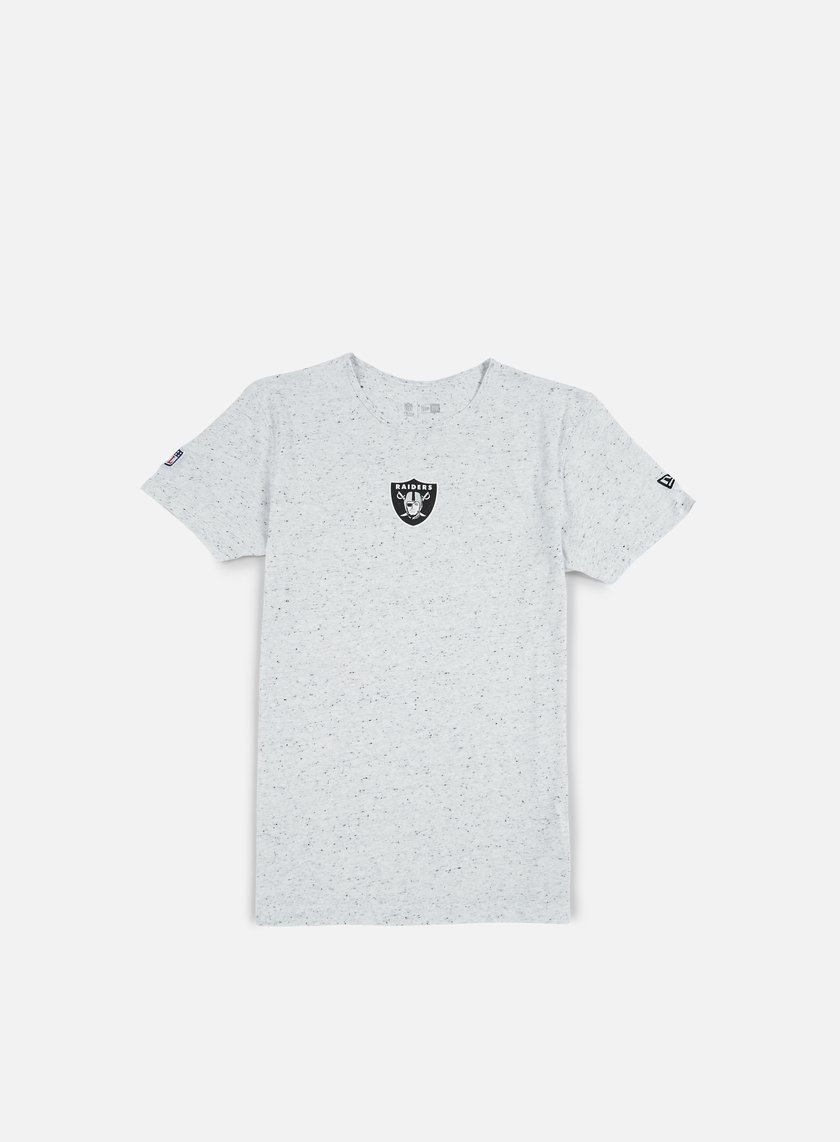 New Era - Concrete T-shirt Oakland Raiders, White