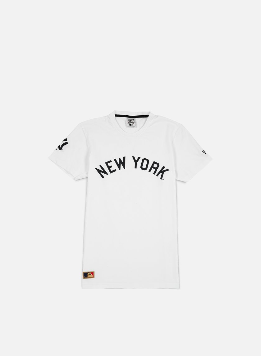 New Era - Cooperstown T-shirt NY Yankees, White
