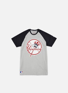 New Era - Diamond Era T-shirt NY Yankees, Grey 1
