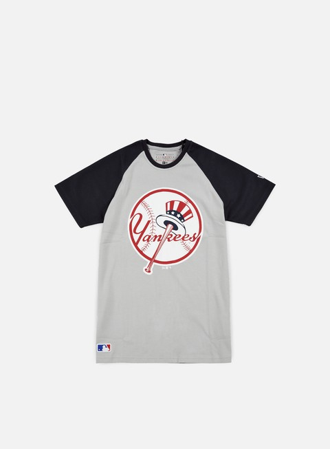 t shirt new era diamond era t shirt ny yankees grey