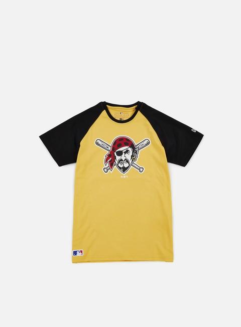 t shirt new era diamond era t shirt pittsburgh pirates team colors