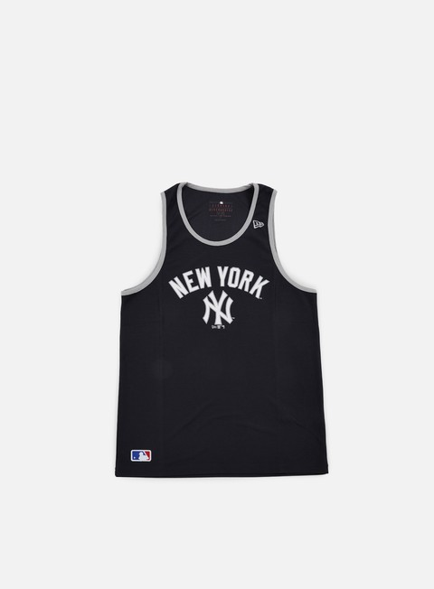 t shirt new era diamond era tank ny yankees navy