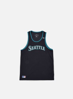 New Era - Diamond Era Tank Seattle Mariners, Navy 1